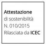 Attestato ICEC